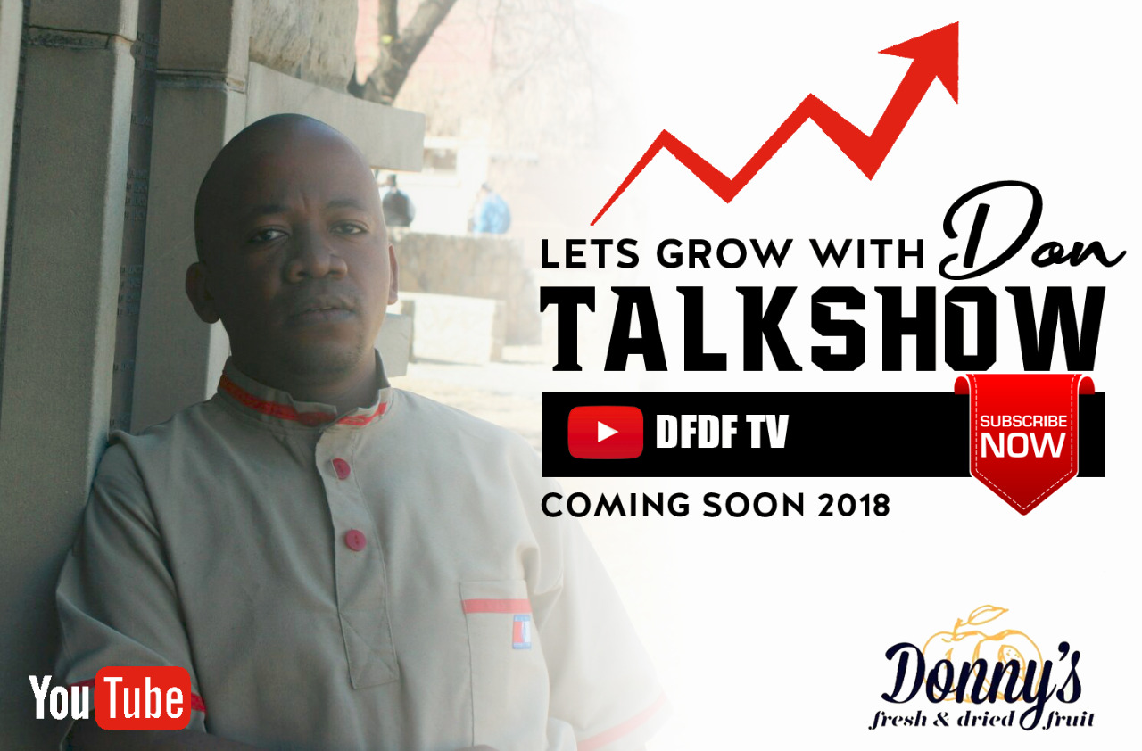 Let's Grow With Don - Talkshow