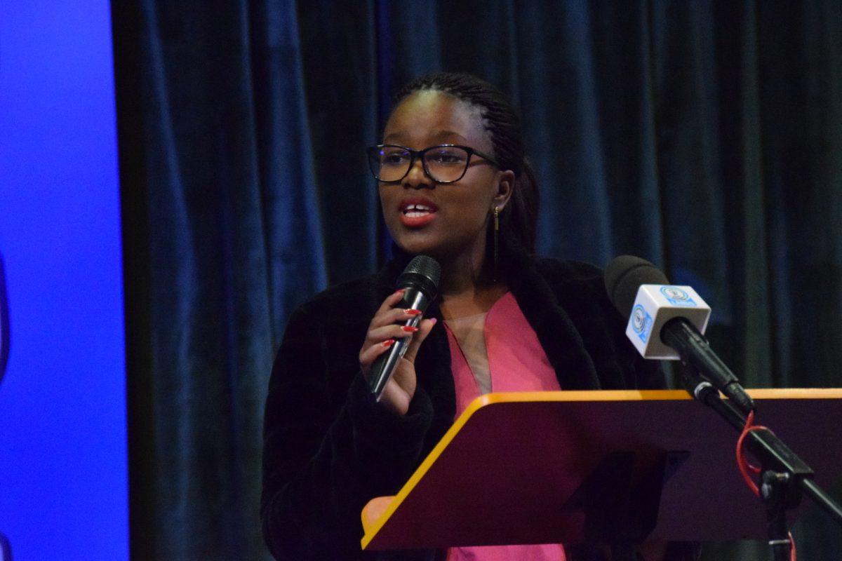 Founder of Posh Cleaners, 'Malereko Matlanyane